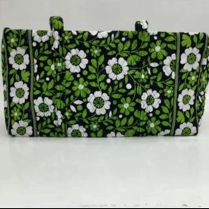 NWT Vera Bradley large duffel Bag Lucky You